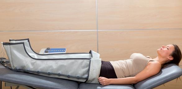 Прессотерапия, миостимуляция встудии Krasotka