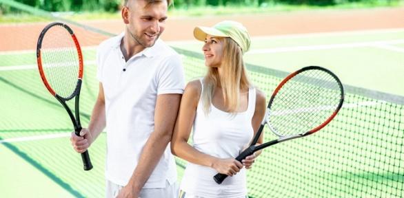 Групповые занятия большим теннисом вклубе TennisCood