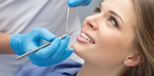 Чистка зубов, лечение кариеса вклинике «Дентал Бутик»