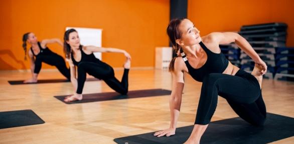 До12занятий йогой навыбор вклубе оздоровительных практик «Здрава»