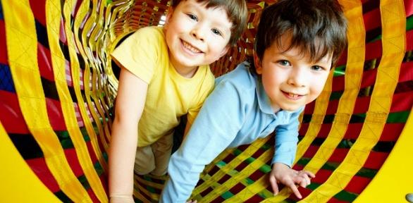 Посещение для одного или двух детей детского игрового клуба «Панда»