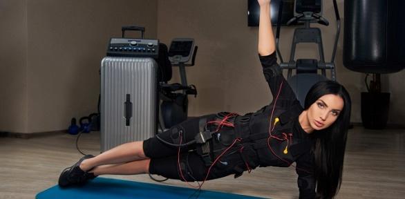 4, 8или 12персональных EMS-тренировок встудии XBody Balance