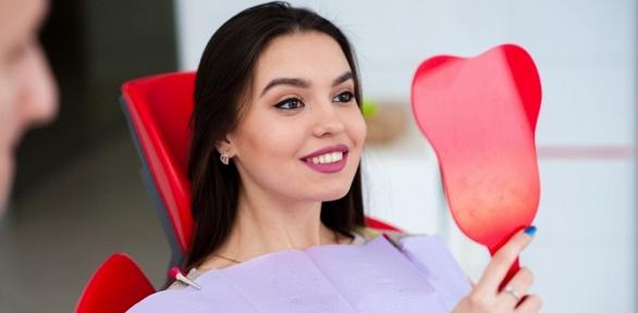 Комплексная чистка, консультация ортодонта встоматологии «Землянов»
