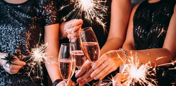Празднование Нового года вгриль-баре «БыкGround»