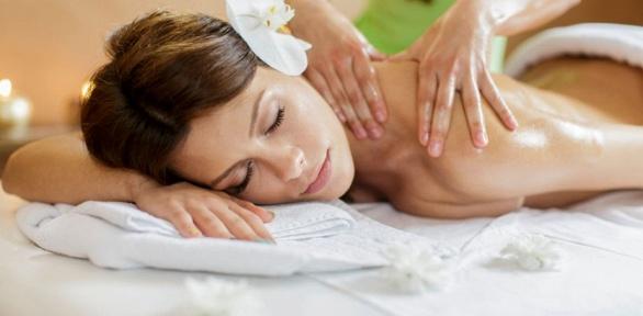 SPA-программы вкабинете массажа «Преображение»
