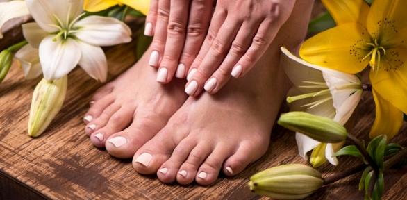 Маникюр ипедикюр всалоне красоты «Fix ногти»