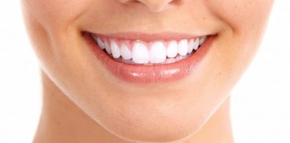 Ультразвуковая чистка зубов иотбеливание зубов встоматологии «Кварцит»