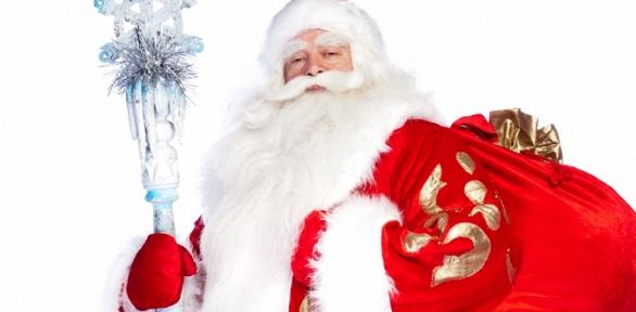 Новогоднее поздравление Деда Мороза отPoet &Master
