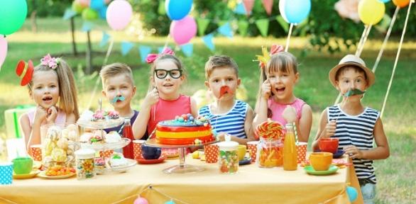 Организация дня рождения врезиденции цирка «Арлекино»