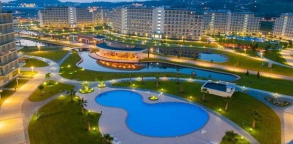 Отдых начерноморском побережье сзавтраком вОК«Сочи Парк Отель»