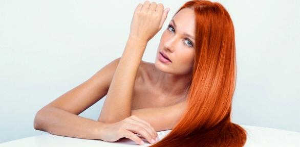 Женская стрижка, окрашивание волос встудии Professional