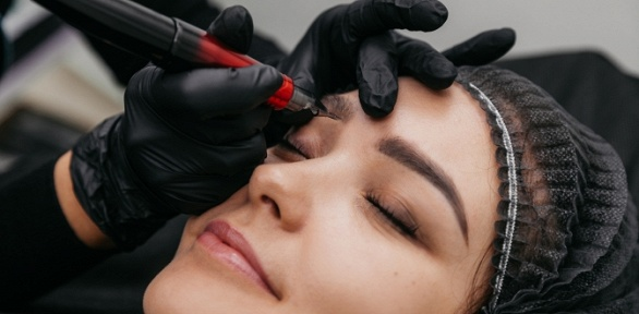 Перманентный макияж отмастера Анны