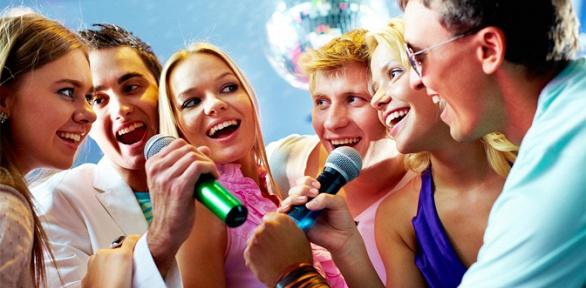 Караоке-вечеринка спаровым коктейлем вбаре Dir Pub