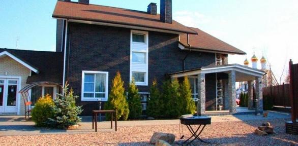 Отдых вномере выбранной категории гостевого дома «Николин парк»