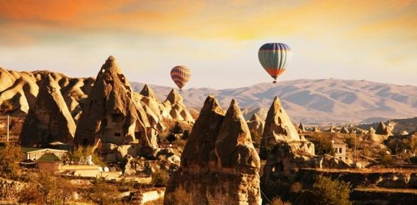 6-дневный тур вТурцию откомпании «Каппадокия»