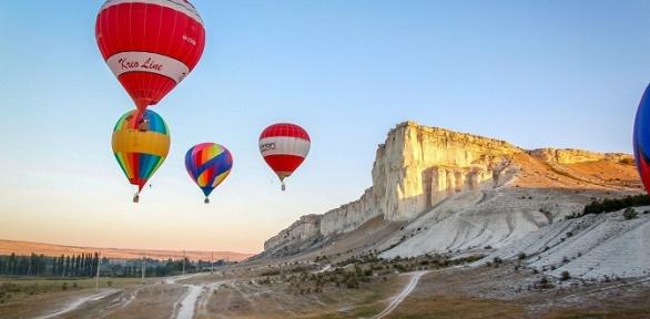 Тур «Фестиваль аэростатов» сэкскурсиями откомпании «Открой Крым»