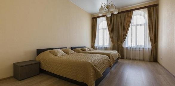 Отдых вапартаментах «Невский 109» ототеля RentHouse