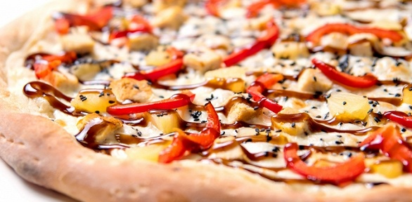 Набор издвух или трех пицц отпиццерии «СуперРон» за полцены