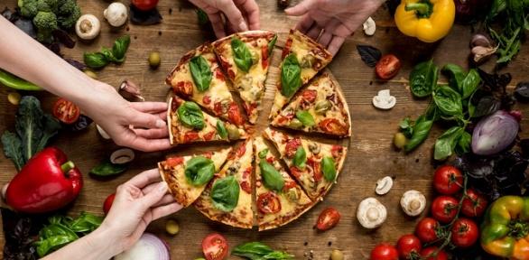 Пицца диаметром 41см отдоставки Your Pizza