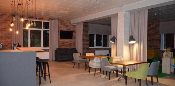 Отдых вномере или коттедже сзавтраком впарк-отеле «Сенино»