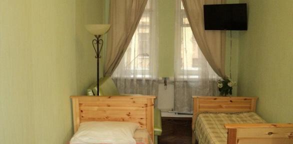 Проживание в отеле «Аврора Flat»