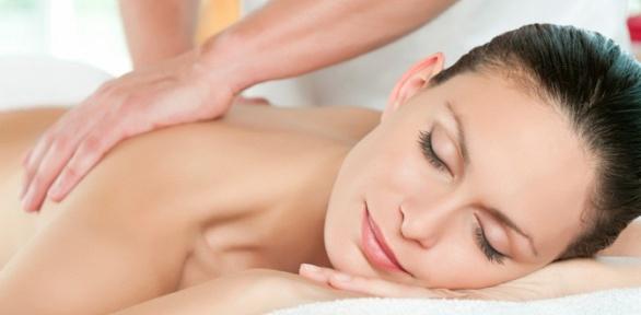 До10сеансов массажа навыбор всалоне красоты Touch Studio
