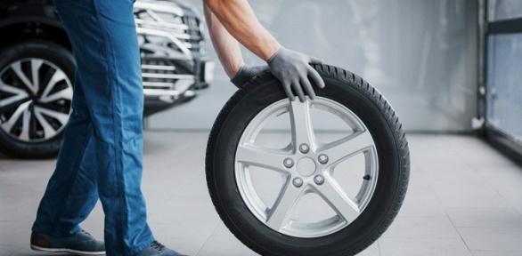 Шиномонтаж ибалансировка колес вавтоцентре AvtoSPA