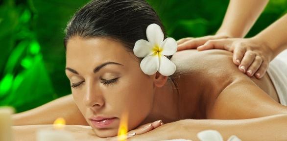 SPA-программа или тайский массаж навыбор вSPA-салоне «Сен Сай»
