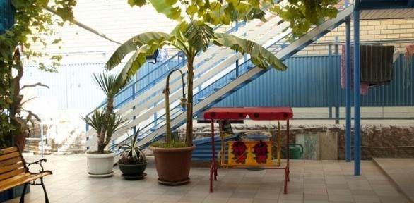 Отдых наберегу Черного моря вгостиничном комплексе «Виктория»