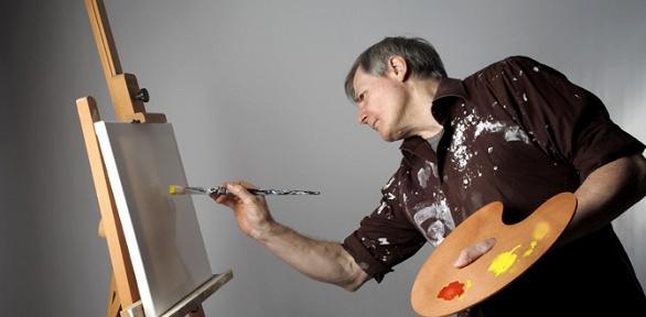 Посещение мастер-класса порисованию отDream Art