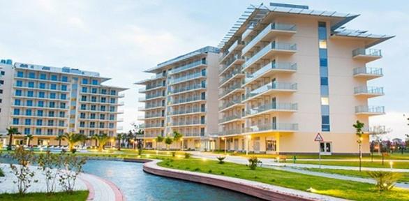 Отдых наберегу Чёрного моря спитанием в«Сочи Парк Отель»