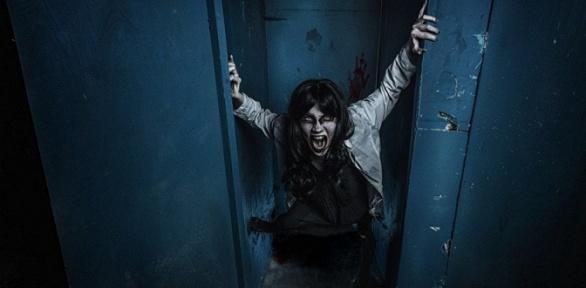 Участие вхоррор-квесте отстудии «Комната страха»
