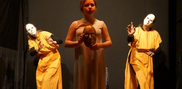 Спектакль от«Лаборатории современного театра»