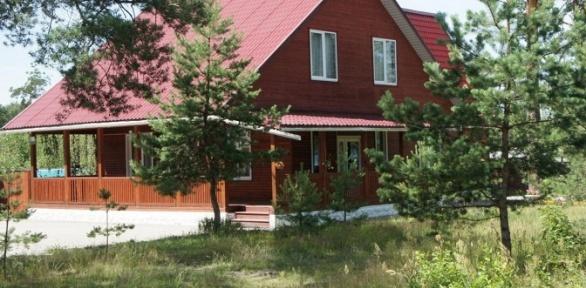 Отдых срыбалкой вкомплексе Kukushka Holiday Park