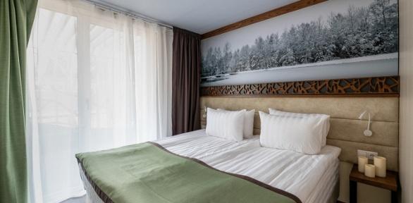 Отдых втаунхаусе или коттедже вотеле New Riga Village