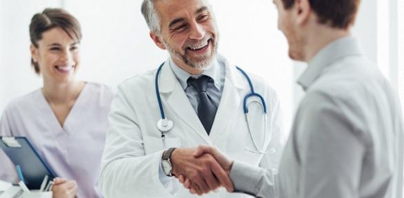 Урологическое обследование вмедцентре «Ваш Докторъ»