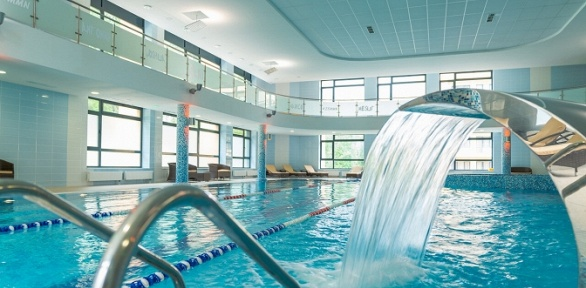 Отдых для двоих создоровительной программой вSPA-отеле «Ватутинки» 4*