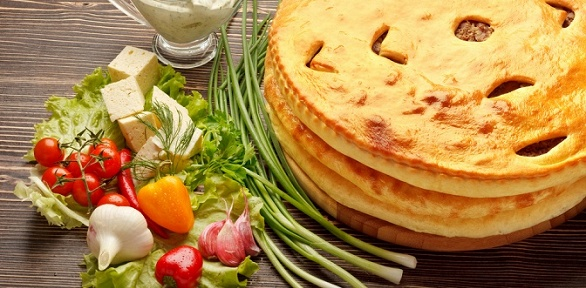 Осетинские пироги отпекарни «Спылу, сжару» заполцены
