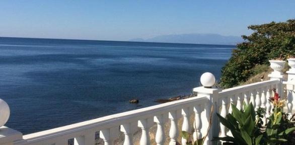 Отдых вКрыму вгостевом доме «Лазурный берег»