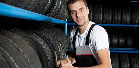 Хранение шин вавтотехцентре «Сокол авто»