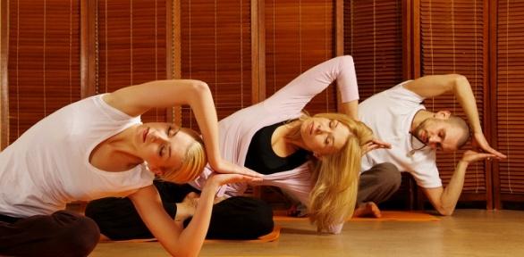 Абонемент на4, 8или 20занятий йогой навыбор вцентре йоги «Неболи»