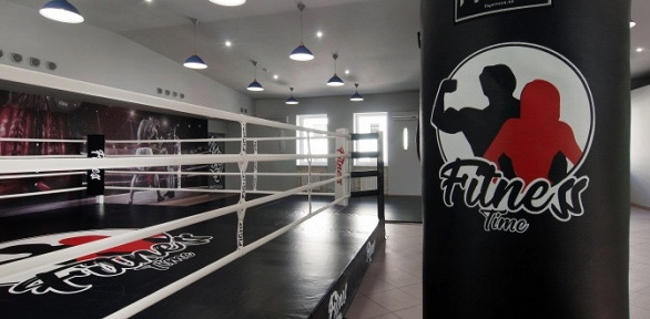 Клубная карта на1месяц посещения фитнес-клуба Fitness Time