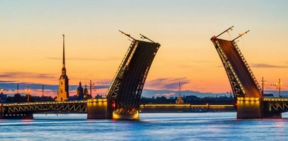 Экскурсионный тур вСанкт-Петербург