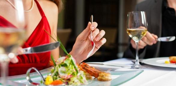 Ужин для двоих или четверых вкафе «УДжони»