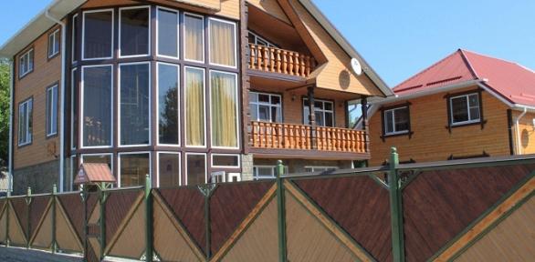 Отдых вгорах Адыгеи вномере навыбор вгостевом доме Solnechniy Khadzhokh