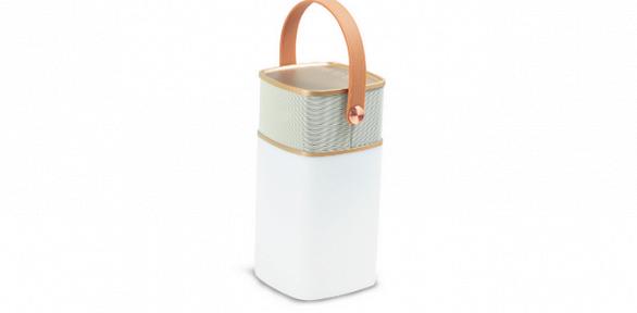 Портативная Bluetooth-колонка сLED-подсветкой