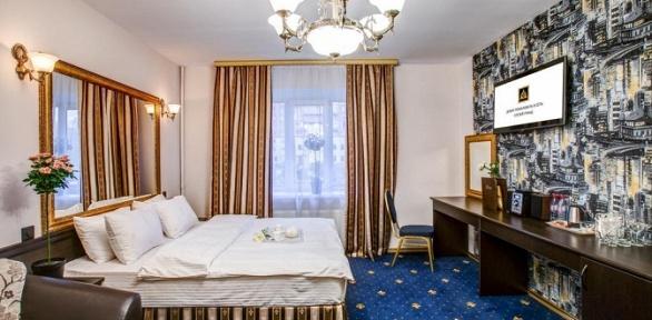 Отдых вСанкт-Петербурге вбутик-отеле «Гранд 3*»