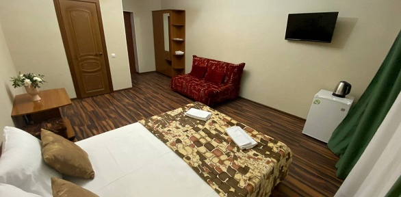 Отдых вГеленджике сзавтраками вмини-отеле LaVilla