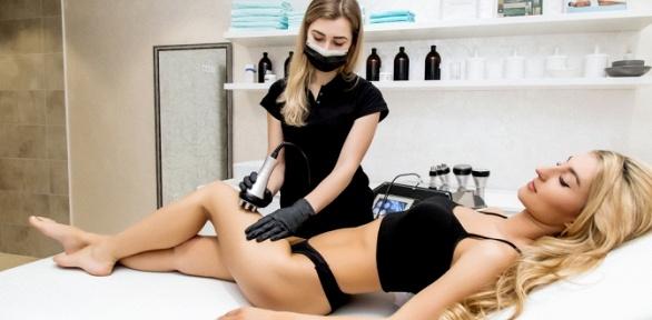 Процедуры по коррекции фигуры вкабинете Юлии Юльевой