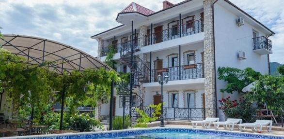 Отдых вКрыму наберегу Черного моря спитанием вгостинице «Коктебель»